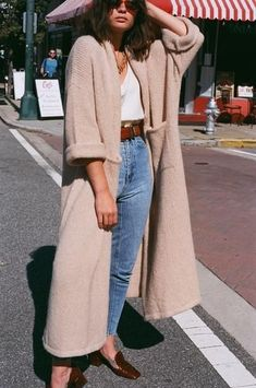winter outfits casual Outerwear NA NIN - winteroutfits Street Style Outfits, Looks Street Style, Mode Outfits, Looks Style, Casual Outfits, Fashion Outfits, Hijab Fashion, Fall Winter Outfits, Autumn Winter Fashion