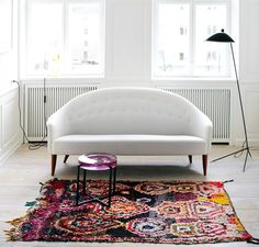 all about the rug | The Apartment