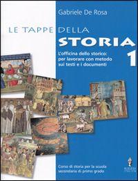 Le #tappe della storia. con laboratorio. vol.1 edizione Minerva scuola  ad Euro 26.25 in #Minerva scuola #Libri