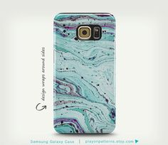 Samsung Galaxy Cases  Galaxy S6 Case  Galaxy S7 by playonpatterns