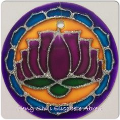 Mandal da prosperidade no Feng Shui , a Flor de Lotus. Www.elisabeteabreu.com.br