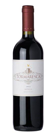 """2011 Tormaresca """"Neprica"""" Puglia"""