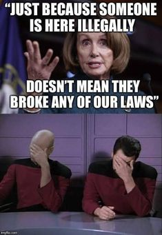 She is insanely stupid, and she's not even the worst. But that's your Democrat Party, folks. -mac