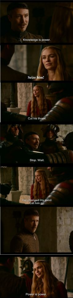 Cersei Lannister FTW! // funny pictures - funny photos - funny images - funny pics - funny quotes - #lol #humor #funnypictures