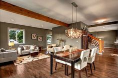 Craftsman Great Room - Found on Zillow Digs. What do you think?