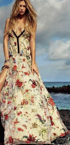 ROBERTO CAVALLI on Rianne Haspels | photo Frederic Pinet | Marie Claire 2012