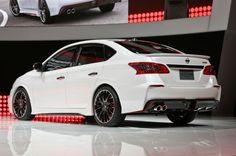 2015 Nissan Sentra Back