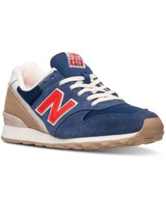 New Balance Women's 696 Lakeview Casual Sneakers from Finish Line