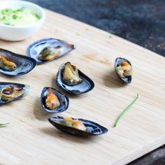 Mussels and Garlic Aioli