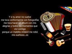 Si tu amor no vuelve Binomio De Oro De América (Letra) - YouTube