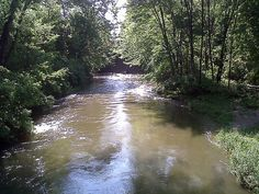 clinton river trails, rochester hills, michigan...worked on a watershed management plan for the Clinton River watershed via Macomb County