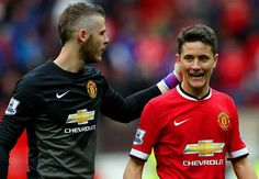 Man United midfielder Ander Herrera rants about superhuman David De Gea [Quotes]