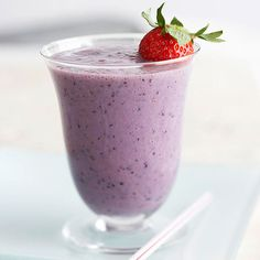 This Tutti-Frutti Smoothie is both healthy and delicious! More refreshing smoothie recipes: http://www.bhg.com/recipes/drinks/smoothies/smoothie-recipes/?socsrc=bhgpin081213tuttifrutti=8