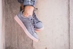 "adidas Wmns Campus ""Ice Pink"""