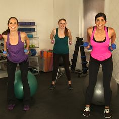 A 10-Minute Prenatal Arms Series That's Great (Even If You're Not Expecting)! #Health-Fitness