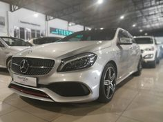 2016 Mercedes-Benz A250 AMG Sport Automatic Silver/black Sude and leather combo interior, panoramic sunroof, xenons,  68 000kms M-plan 100 000km's  R399 950  Finance & Insurance can be arranged while you wait. 101 point quality check. Trade-ins Welcome.  www.steeringauto.co.za Mercedes Benz, Finance, Sport, Vehicles, Interior, Car, Check, Silver, Leather