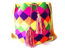 Wayúu mothers are responsible for teaching their culture and beliefs to their children, including weaving! BLOW-OUT SALE ONLY TODAY!! Lador Day sale 25% off !! WE HAVE WHOLESALE PRICES!! www.susustyle.com INFO@SUSUSTYLE.COM