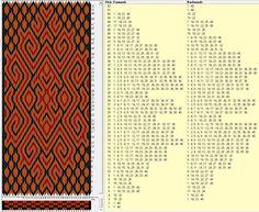 40 tarjetas, 3 colores // sed_847 diseñado en GTT༺❁