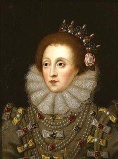 Nicholas Hilliard, Elizabeth I