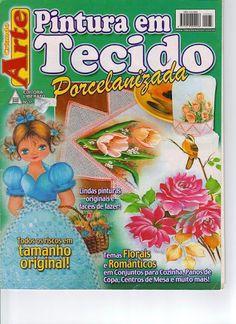 Criando Arte - Pintura em Tecido Porcenalizada - N37 - Rosana Mello - Веб-альбомы Picasa