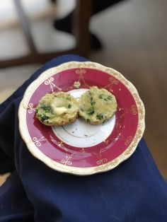 Wild Garlic Scones |