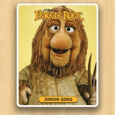 Fraggle Rock Collections - Junior Gorg