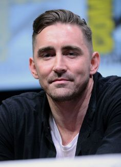 Lee Pace at event of Captain America: The Winter Soldier (2014)#hairstyle