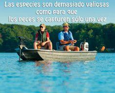 ¡Por una #PescaResponsable y Sostenible! Alegato a favor de la pesca deportiva, COMPARTE y difunde este mensaje entre tus colegas pescadores   Desde ESPESCA.ES os deseamos un magnífico #martes #capturasuelta #fishing #pesca #pescar #pescadeportiva