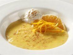 Orange cream | Italian Recipes | Italian recipes - Italian food culture - Academia Barilla