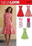 New Look U06094A Misses Dresses Sewing Pattern - http://sewingpins.net/sewing/sewing-patterns/new-look-u06094a-misses-dresses-sewing-pattern/