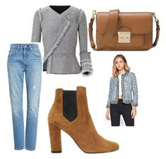 """""""Clasic"""" by crissmiss on Polyvore featuring Roland Mouret, Levi's, IRO and Michael Kors"""