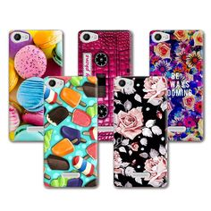 Lovely Fashion Coloured Painted Case Wiko Fever 4G Case Cover Cute Art printed Flower Wiko Fever 4G+Free Pen Gift
