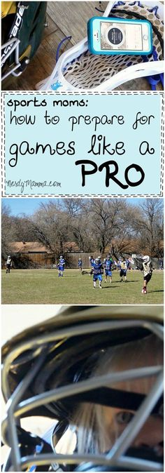 I love this list of things to help make your sports games feel more comfortable! How to Prepare For Games Like a Pro. Parenting Articles, Parenting Advice, Practical Parenting, Cheer Mom, Positive Discipline, Sports Mom, Parent Resources, Christian Parenting, Learning To Be