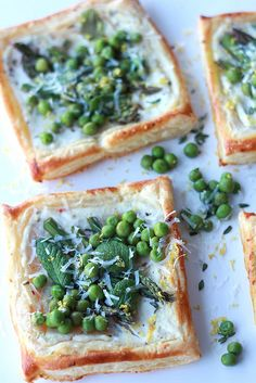 spring tarts by Lauren H Craig, via Flickr