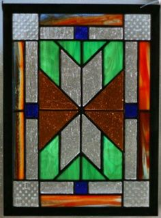 4e4c3ff06b8c A southwest geometric design stained glass piece by Linda   Gary Peterson
