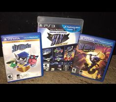 #SeriesWednesday goes to one of my favorite game series of all time! I remember where I got each game (my original PS2 copies). I got the Greatest Hits version of Sly Cooper and the Thievius Raccoonus at Walmart for $20. I got Sly 2 Band of Thieves for Christmas. And I got Sly 3 Honor Among Thieves for Easter! I cherish these games! I love how I can play them anywhere on my PlayStation Vita! #SlyCooper #TheSlyCollection #SlyCooperAndTheThieviusRaccoonus #Sly2BandOfThieves…
