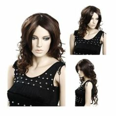 Beautiful Long Curly Dark Brown Wig for Women Wig Lace Wigs Hair Wig by GOOACTION. $24.89. Easy to care for and Wahs. Wash with normal shampoo in warm but not hot water. Shake off excessive water, wipe with a tower, and dry in air.. 100% Top Quality & Brand NEW. 100% Japanese Kanekalon (high quality one) made fiber wigs. The size is adjustable,it can fit on most people.you can adjust the hooks inside the cap to the correct size to suit your head.. It's fit for ...