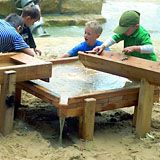 Sand, Water, Mud