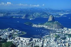 Love to explore different places? How about a mesmerizing trip to Rio de Janeiro , the enticing and beautiful capital of Brazil! One of the most famous tourist destinations of the world, the. Oh The Places You'll Go, Places To Travel, Places To Visit, Samba, Dream Vacations, Vacation Spots, Dream Trips, Tourist Spots, Wonderful Places