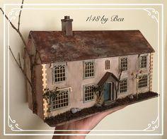 1/48 estas francés Cottage vacío Dollshouse miniatura con Sta in Muñecas y osos, Miniaturas para casas de muñeca, Ofertas de artistas | eBay