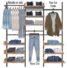 Clothes store layout visual merchandising New Ideas Clothes store layout visual merchandising New Ideas Boutique Interior, Clothing Store Interior, Clothing Store Displays, Clothing Store Design, Shop Interior Design, Boutique Decor, Visual Merchandising Fashion, Merchandising Ideas, Retail Merchandising