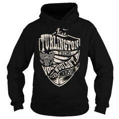 Cool Its a TURLINGTON Thing (Eagle) - Last Name, Surname T-Shirt T shirts