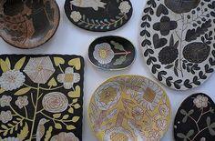 鹿児島睦の陶器