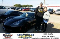 https://flic.kr/p/zzn8ZL | #HappyBirthday to Michael from Pamela Profitt at Huffines Chevrolet Plano | deliverymaxx.com/DealerReviews.aspx?DealerCode=NMCL