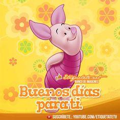 Imagenes con Mensajes para decir Buenos Días | http://etiquetate.net/mensajes-para-decir-buenos-dias/
