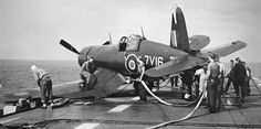 Royal Navy Corsair