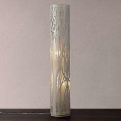 BuyJohn Lewis Devon Floor Lamp, Taupe Online at johnlewis.com