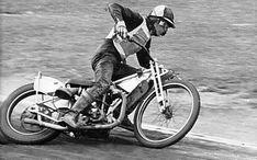Bjorn Knutsson - Speedway world champion 1965