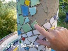 making mosaic http://bine-braendle.de/mosaik/ Mehr