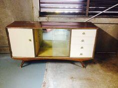 Vintage Retro Dresser Buffett Sideboard